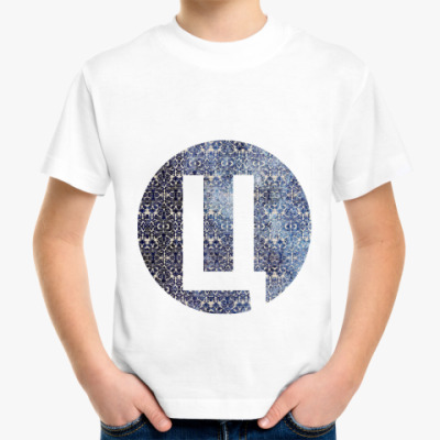 Детская футболка Alphabet