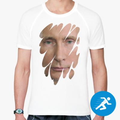 Спортивная футболка Президент РФ