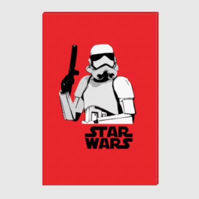 Холст Star Wars VII