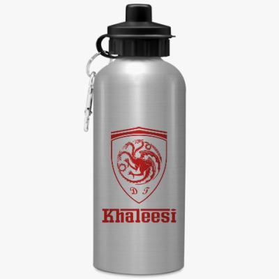 Спортивная бутылка/фляжка Khaleesi Ferrari