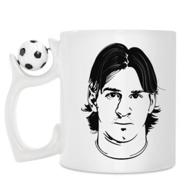 Кружка Месии Messi
