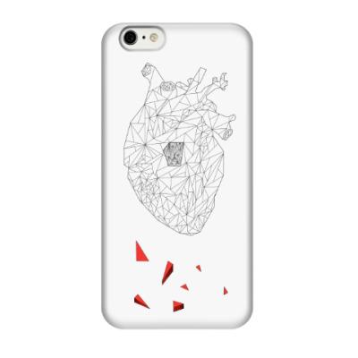 Чехол для iPhone 6/6s Heart breaking