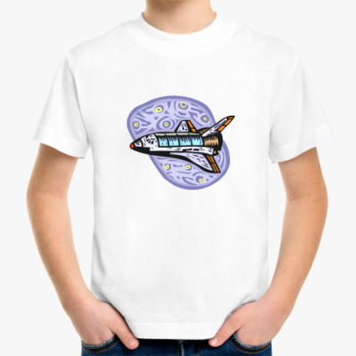 Детская футболка Космос