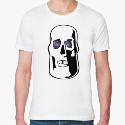 Футболка из органик-хлопка Space Skull