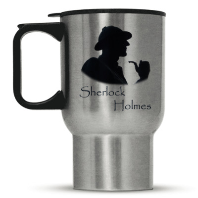 Кружка-термос Шерлок Холмс