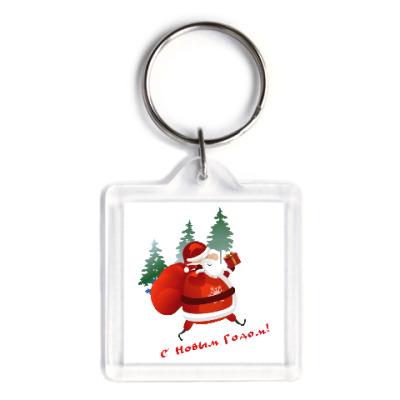 Брелок Дед Moroz
