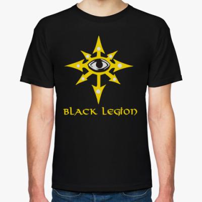 Футболка  Black Legion
