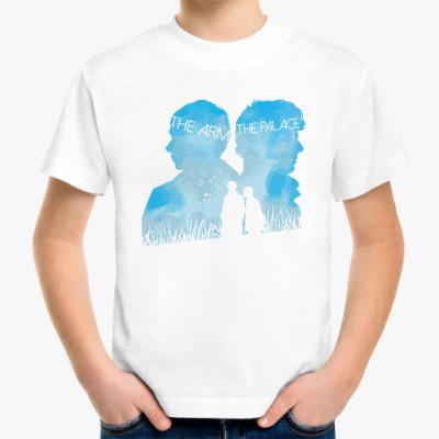 Детская футболка Sherlock Sky