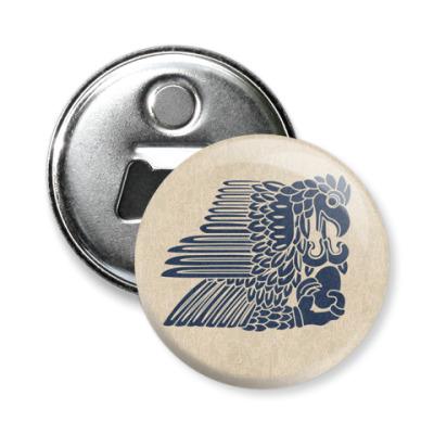 Магнит-открывашка Орел