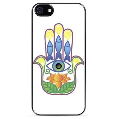 Чехол для iPhone Хамса с глазом