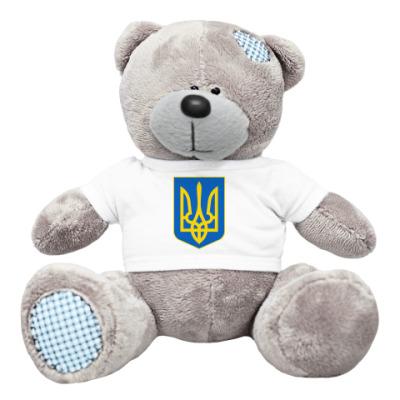 Плюшевый мишка Тедди Украина
