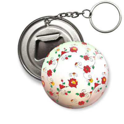 Брелок-открывашка Ёлочный шар