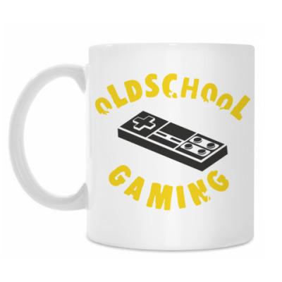 Кружка Oldschool gaming