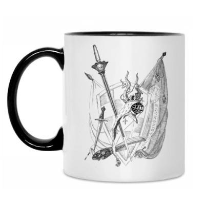 Кружка Рыцари