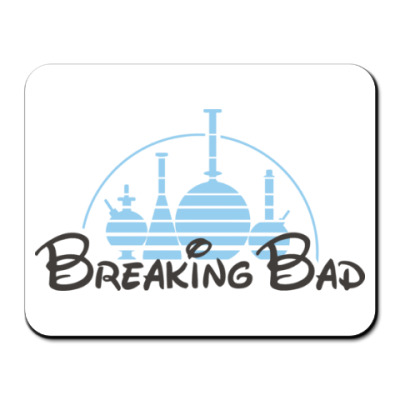 Коврик для мыши Breaking Bad Chemistry