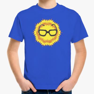 Детская футболка просвещение
