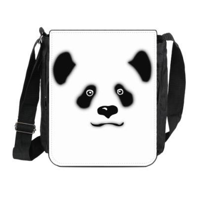Сумка на плечо (мини-планшет) Панда