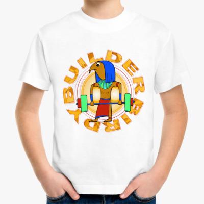 Детская футболка Культурист