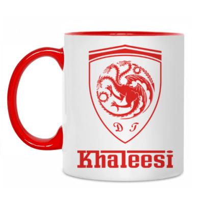 Кружка Khaleesi Ferrari