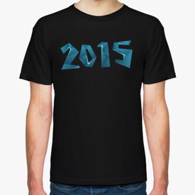 Футболка Новый год 2015