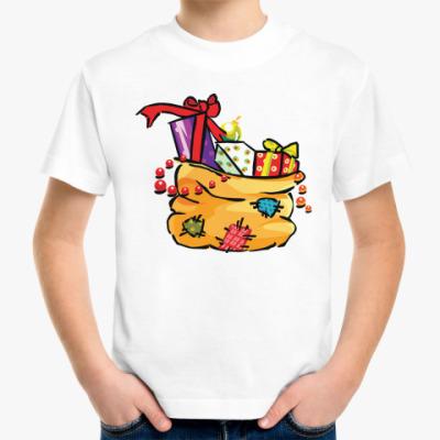 Детская футболка Лучший твой подарочек - это Я