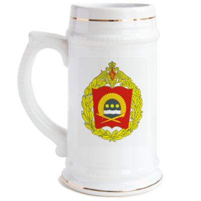 """Пивная кружка  кружка """"ДВОКУ"""""""