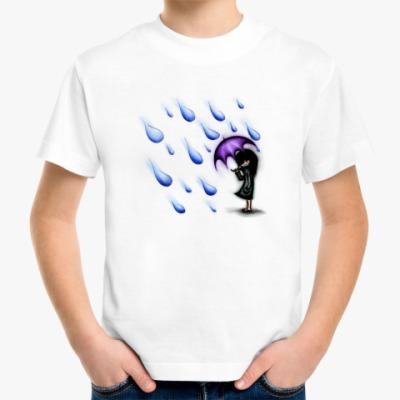 Детская футболка Rainy