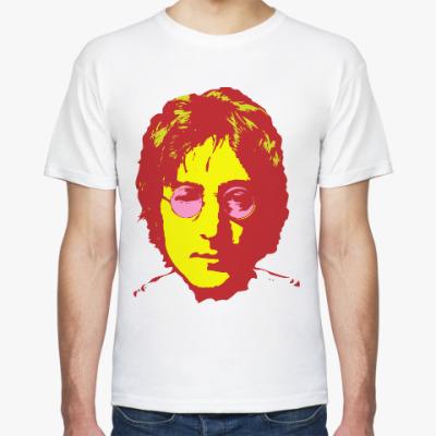 Футболка Джон Леннон (Битлз)