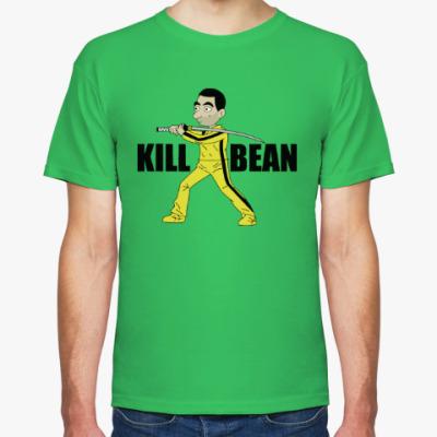 Футболка Kill Bean