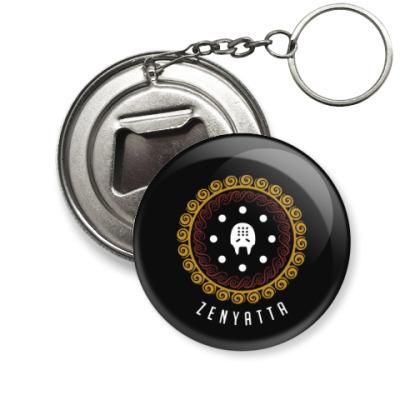 Брелок-открывашка Zenyatta - Overwatch