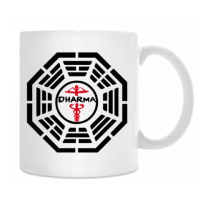 Кружка DHARMA Initiative