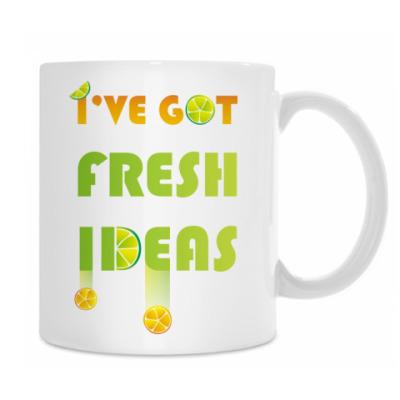 Fresh ideas & Unique power