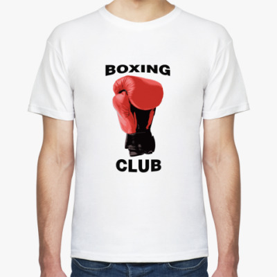 Футболка boxing club