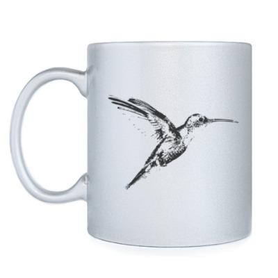 Кружка Колибри