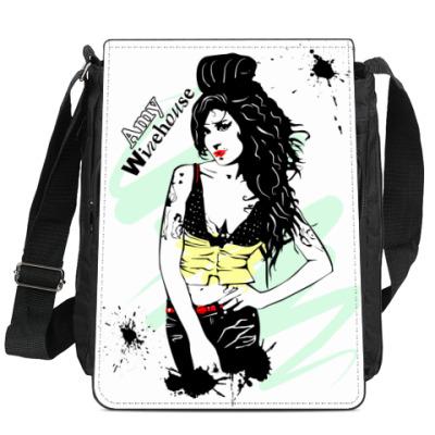 Сумка-планшет Эми Уайнхаус - Amy Winehouse