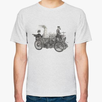 Футболка Стимпанк, steampunk