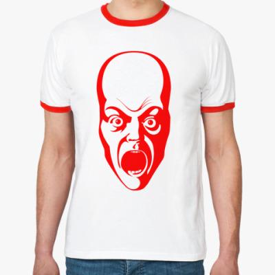 Футболка Ringer-T В шоке!