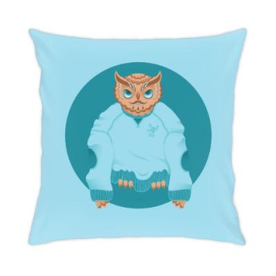 Подушка Animal Fashion: O is for Owl