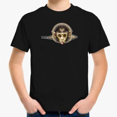 Детская футболка Мартышонок