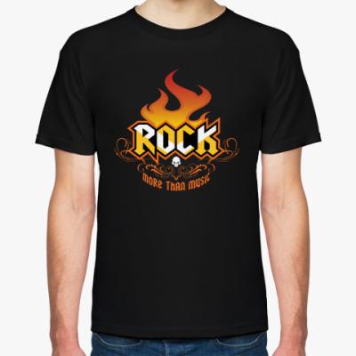 Футболка ROCK • Больше, чем музыка!