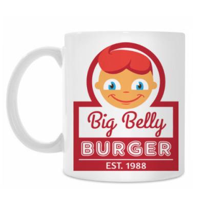 Кружка Big Belly Burger
