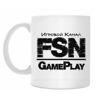 Кружка «GamePlayFSN»