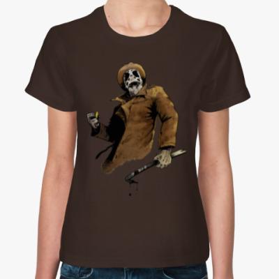 Женская футболка Rorchach (Роршах)