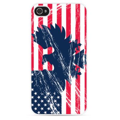 Чехол для iPhone American Patriot