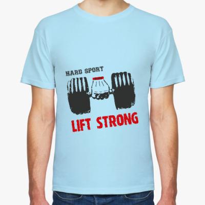 Футболка Hard sport - Lift Strong