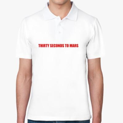 Рубашка поло 30 Seconds to Mars