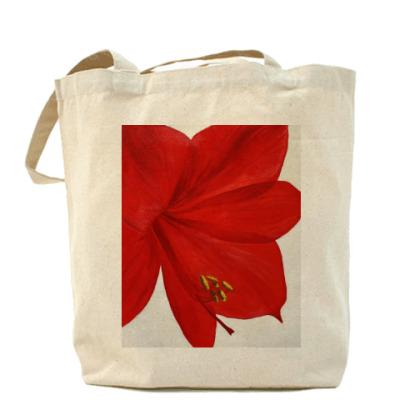 Сумка Amaryllis Flower