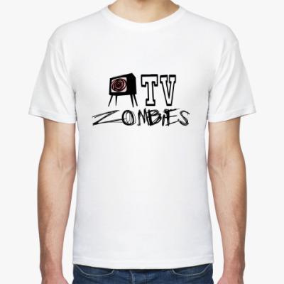 Футболка TV Zombies