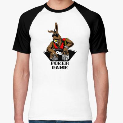 Футболка реглан Kangoo Poker Game