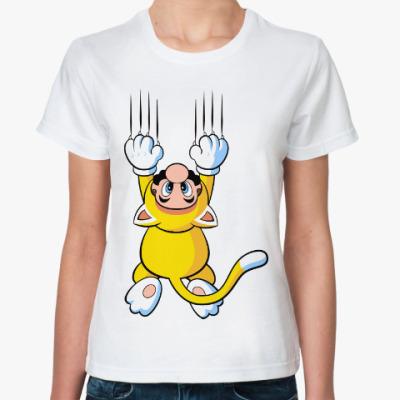 Классическая футболка Марио Котик